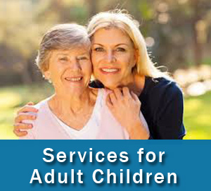 services for adult children in Raleigh